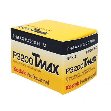 Kodak TMax P3200 (1 roll)