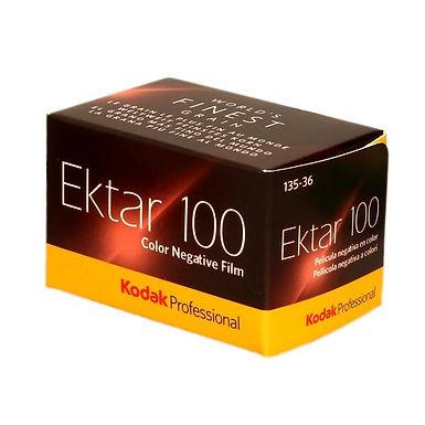 Kodak Ektar 100 (1 roll)