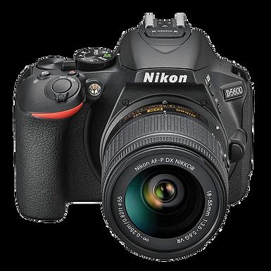 Nikon D5600 AF-P 18-55mm VR