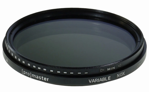 Promaster Variable Neutral Density Filter (Choose a Size)