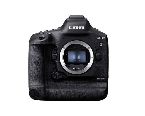 Canon EOS 1DX MK III