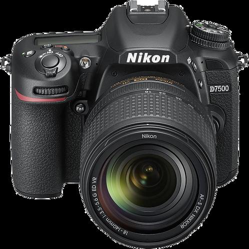 Nikon D7500 AF-S 18-140mm VR ED