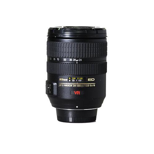 Nikon 24-120mm VR f/3.5-5.6 G (PDX)