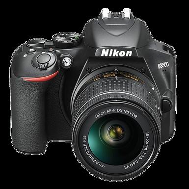 Nikon D3500 AF-P 18-55mm VR