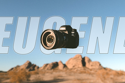 Introduction To Your DSLR (Eugene)