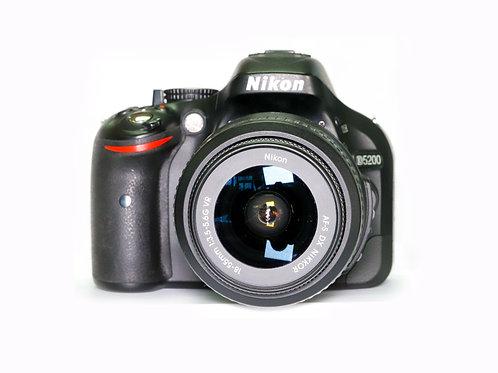 Nikon D5200 + AF-S 18-55mm (Beaverton Store)