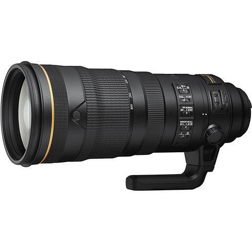 AF-S NIKKOR 120-300mm f/2.8E Lens