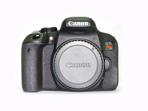 Canon T7i body only (Beaverton Store)