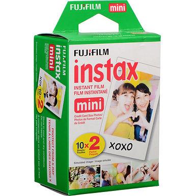 FUJIFILM INSTAX Mini Instant Film (20 Exposures)