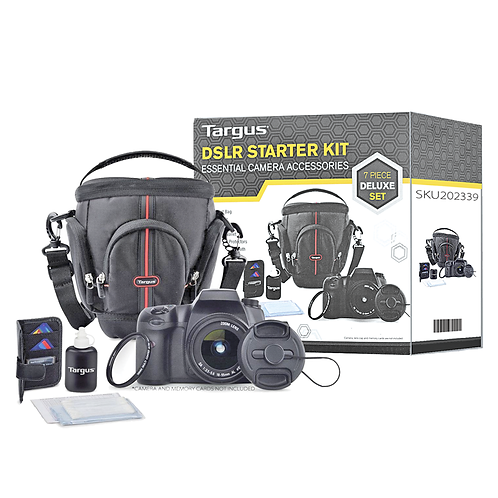 Digital SLR Starter Kit