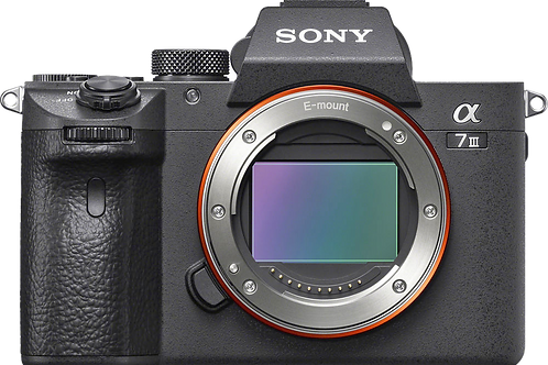 Sony Alpha 7 III Camera Body Only