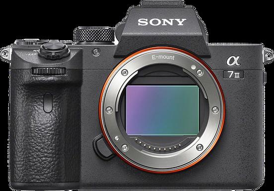 Sony Alpha 7 III Camera Body Only