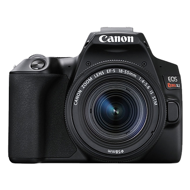 Canon EOS Rebel SL3 18-55mm IS STM