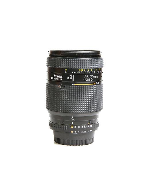 Nikon AF 35-70mm f/2.8D (Eugene Store)