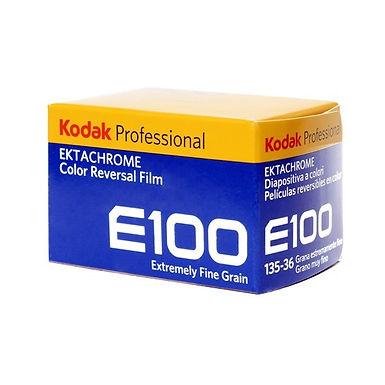 Kodak Ektachrome E100 (1 roll)