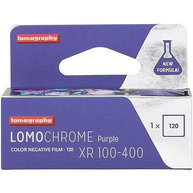 Lomochrome Purple 100 - 400 (120)