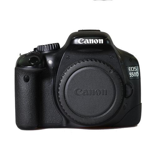 Canon 550D (T2i) Body Only (Beaverton Store)