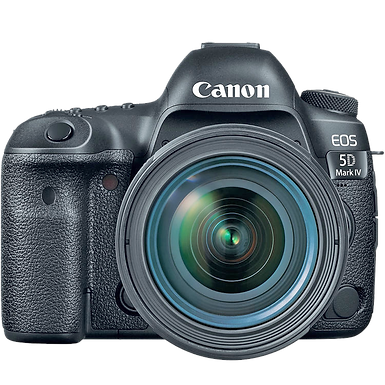 Canon EOS 5D Mark IV EF 24-70mm f/4L IS USM