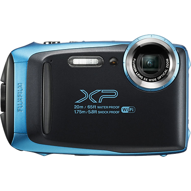 Fujifilm FinePix XP130 Waterproof (Blue)
