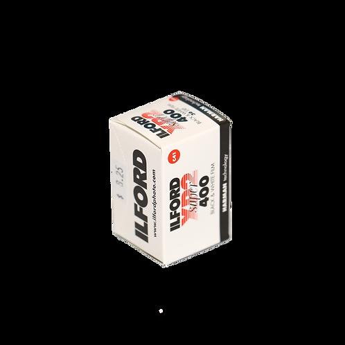 Ilford XP2 400 (1 roll)
