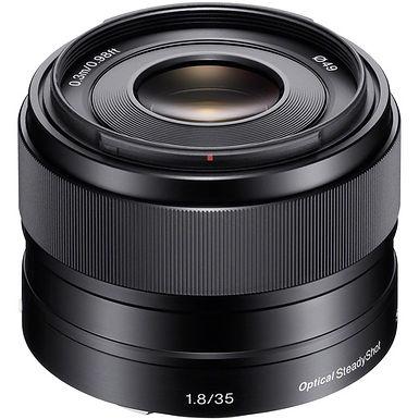 Sony E 35mm f/1.8 OSS Lens