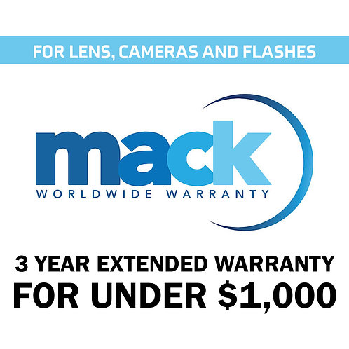 Mack Diamond Under $1,000 Protection Warranty