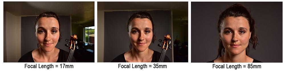 Figure 1: Focal Length Distortion