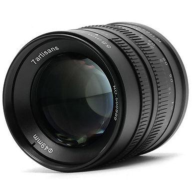 7artisans 55mm f/1.4 Lens for Canon EF-M