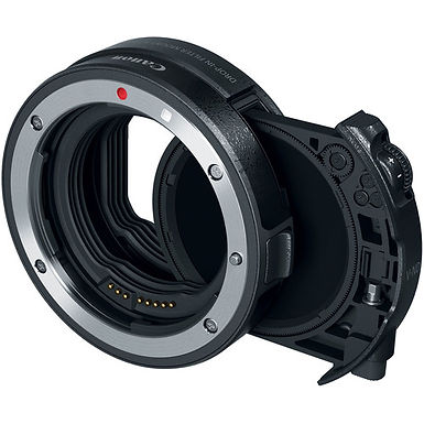 Canon Drop-In Filter Mount Adapter EF-EOS R (Variable ND Filter)