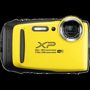 Fujifilm FinePix XP130 Waterproof (Yellow)