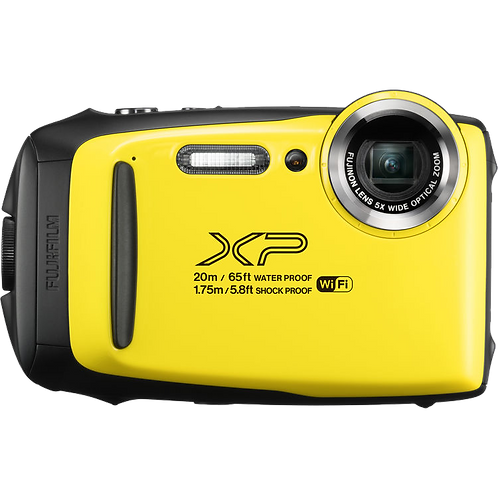Fujifilm FinePix XP130 Waterproof (Yellow)