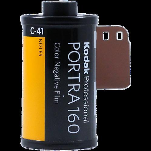 Kodak Portra 160 (1 roll)