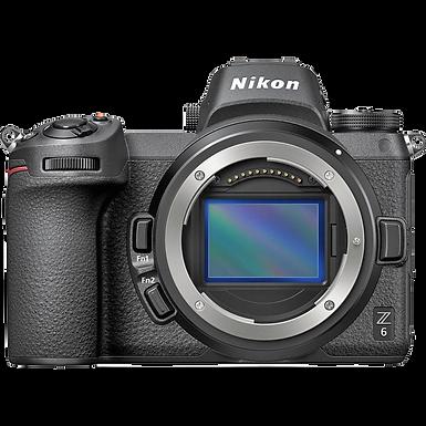 Nikon Z6 Mirrorless Digital Camera Body Kit