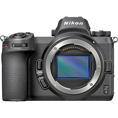 Nikon Z6 Mirrorless Digital Camera Body Kit