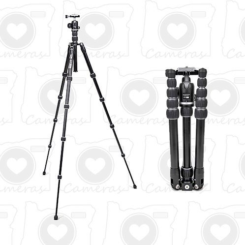 Promaster XC-M 522K Tripod with Head (Silver)