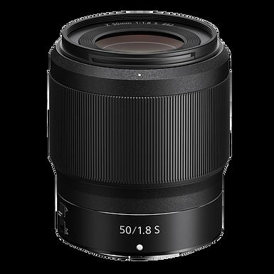 Nikon NIKKOR Z 50mm f1.8S