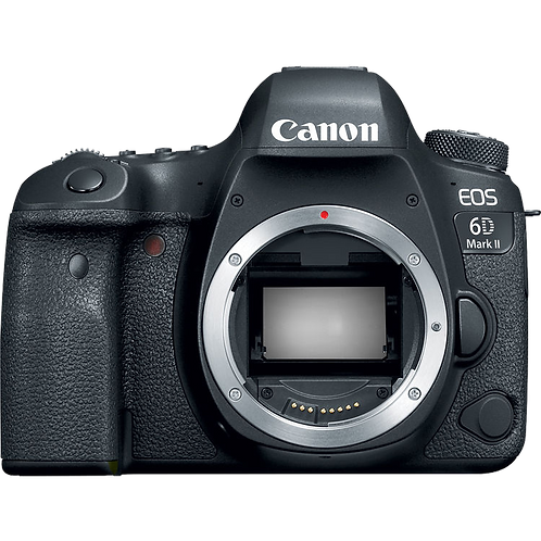 Canon EOS 6D Mark II (Body Kit)