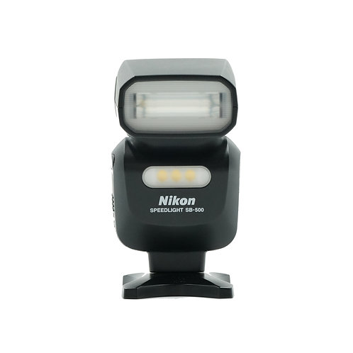 Nikon SB-500 Flash (PDX)