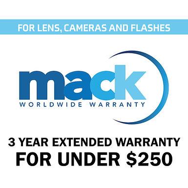 Mack Diamond Under $250 Protection Warranty