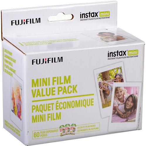 FUJIFILM INSTAX Mini Instant Film (60 Exposures)