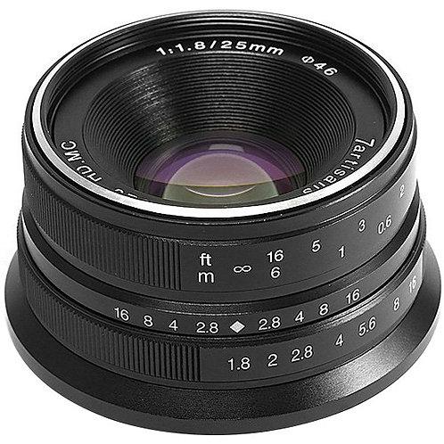 7artisans 25mm f/1.8 Lens for Sony E