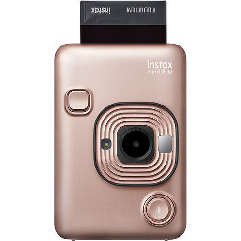 FUJIFILM INSTAX Mini LiPlay Hybrid Instant Camera (three colors)