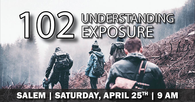 SALEM 102 | SAT., APRIL 25TH AT 9AM