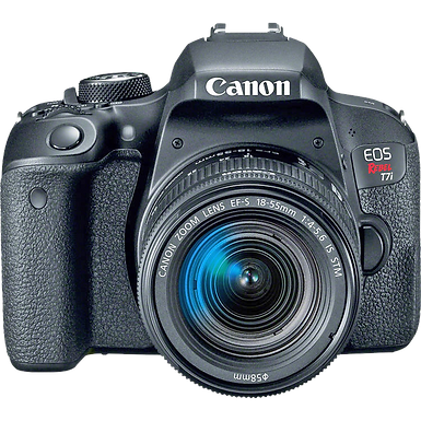 Canon EOS Rebel T7i 18-55mm IS STM