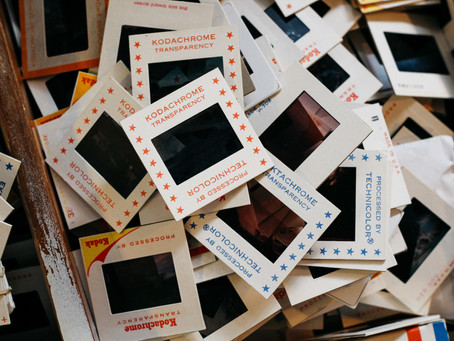 Have Old Film Negatives and Slides? Here's What You Can Do