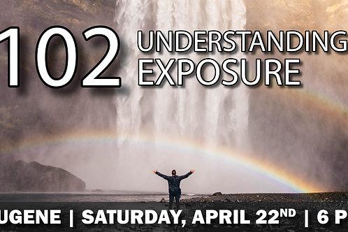 EUGENE 102 | SAT., APRIL 22ND AT 6PM