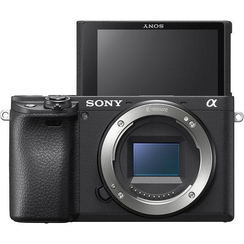 Sony Alpha A6400 Body (Black)