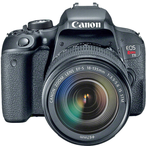 Canon Eos Rebel T7i 18 135mm Is Stm