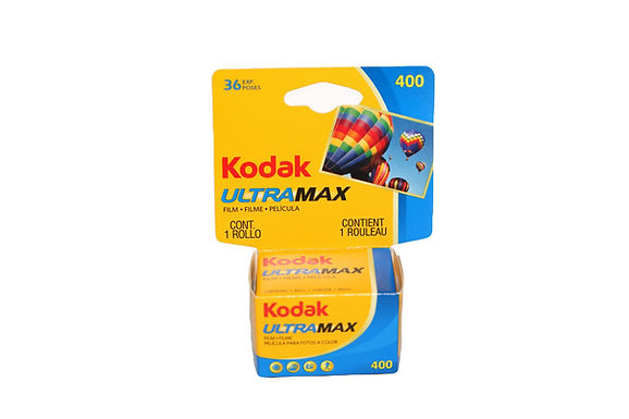 Kodak UltraMax 400 (1 roll)