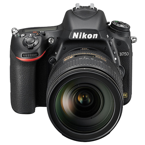 Nikon D750 24-120mm f/4G ED VR